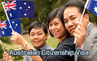 Australian Citizenship Visa