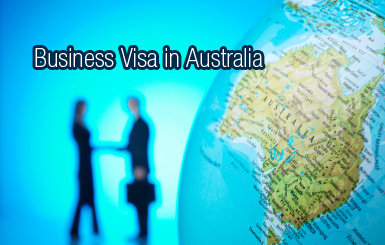 Business Visa in Australia