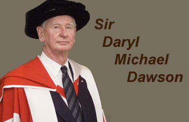 Sir Daryl Dawson
