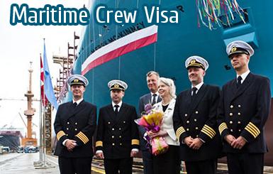 Maritime Crew Visa