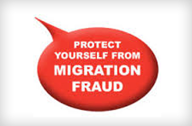 Protect Yourself from Migration Fraud