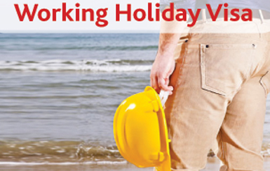 Working Holiday Visa for Australia