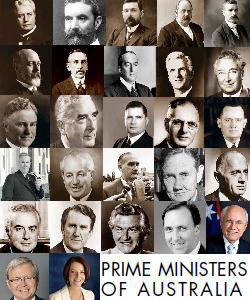 List of Prime Ministers of Aus...