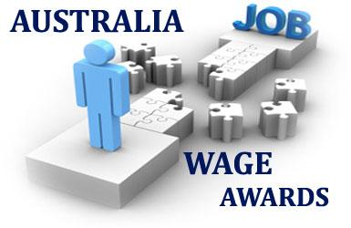 Australian Minimum Wage Awards