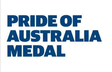 Pride of Australia Medal