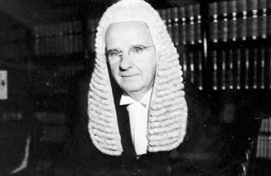 Sir Edward McTiernan