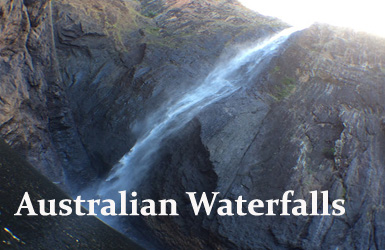 List of Waterfalls of Australia