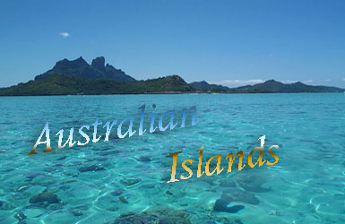 List of Islands of Australia