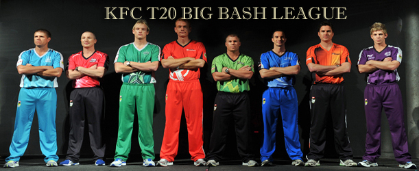T20 Big Bash Teams