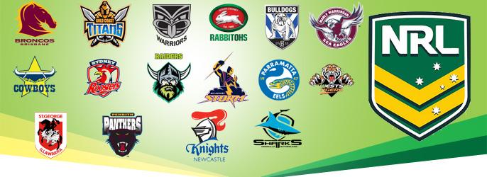 NRL Sponsors