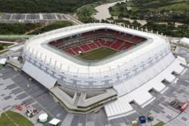 Itaipava Arena Pernambuco Stadiums