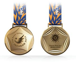 asian games medals - Asian Games Medal