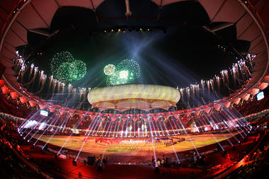 Asian Games Opening Ceremony 2014