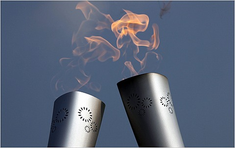 Asian Games Torch Relay 2014
