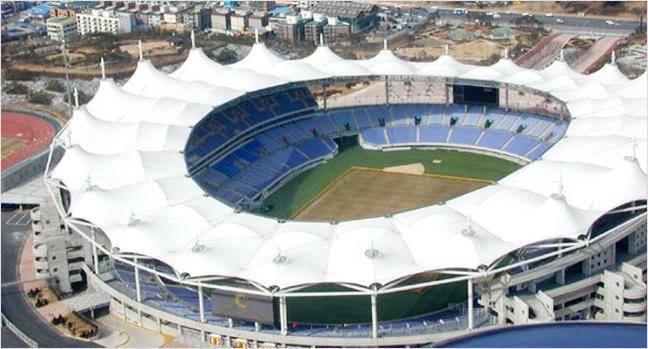 Asian Games Venues