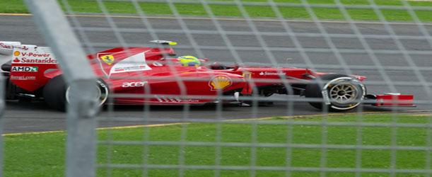 Australian Grand Prix Schedule