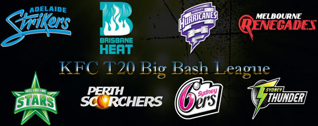 Big Bash League T20 2014
