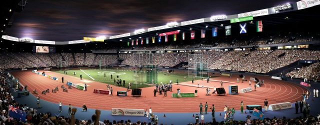 2014 Commonwealth Games Events