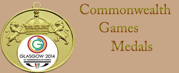 Commonwealth Games Medal Table 2014