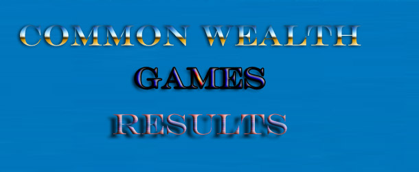 Commonwealth Games Results 2014