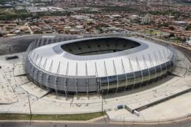 Estadio Placido Aderaldo Castelo