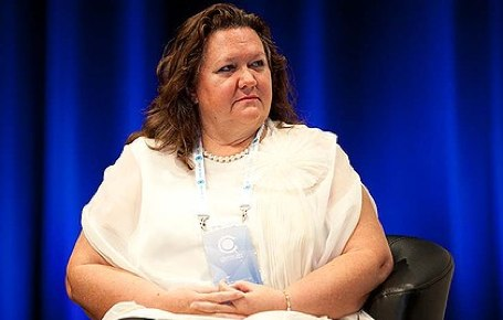 Gina Rinehart Richest Woman