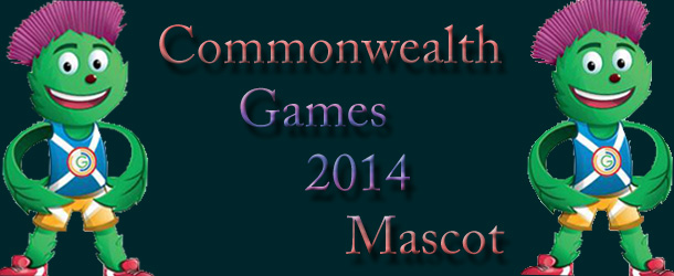 2014 Commonwealth Games Mascot