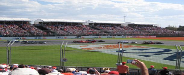 Australian Grand Prix Events