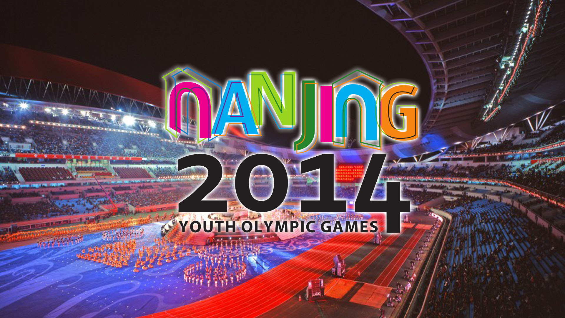 Nanjing Youth Olympics Events 2014