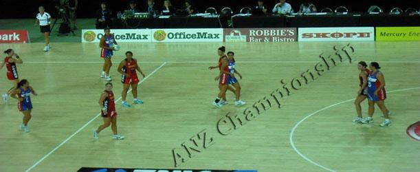 ANZ Championships