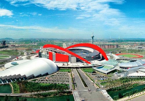 Nanjing Youth Olympics Venues 2014